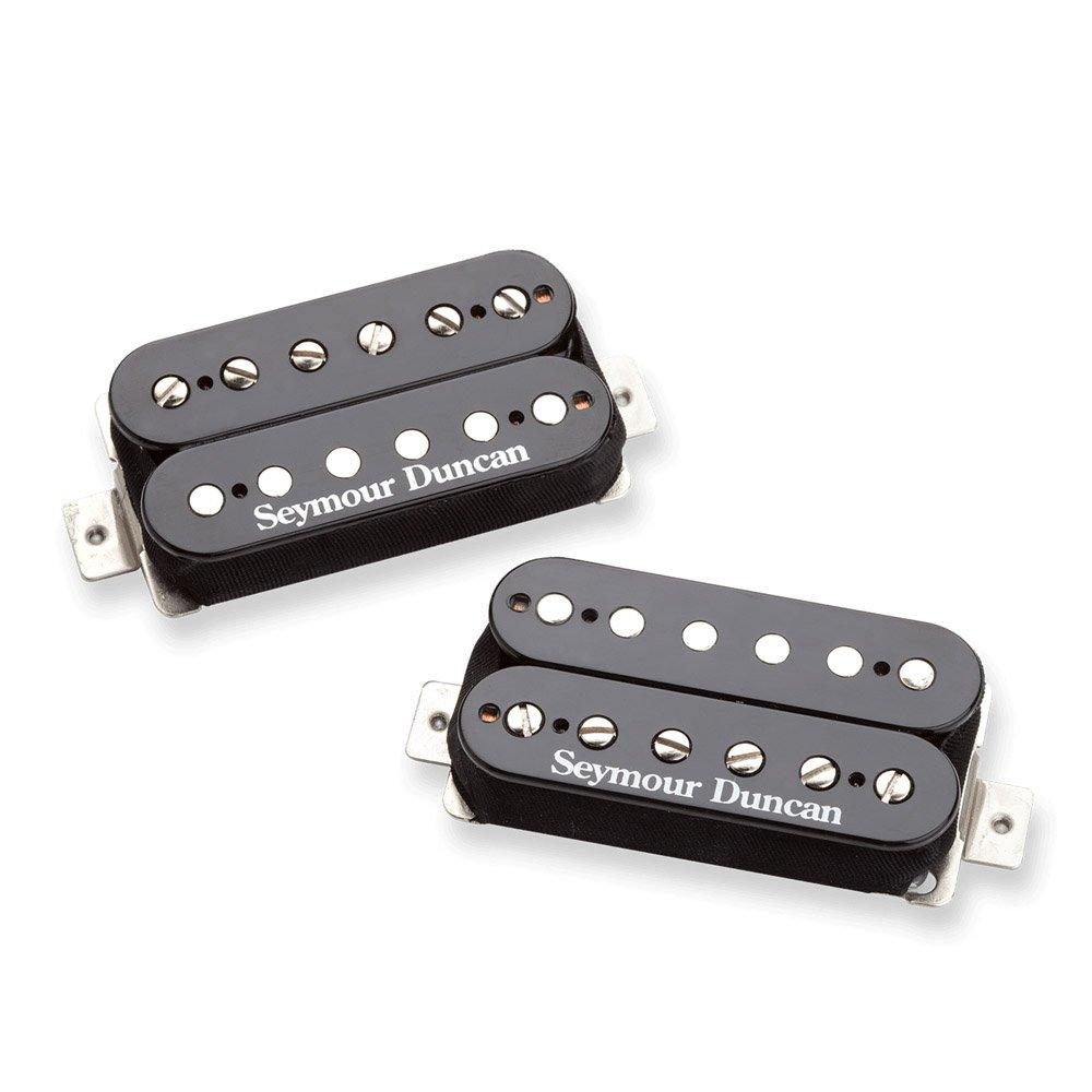 Set de pastillas de guitarra Seymour Duncan Hot Rodded Humbucker Set. Negro.: Amazon.es: Instrumentos musicales