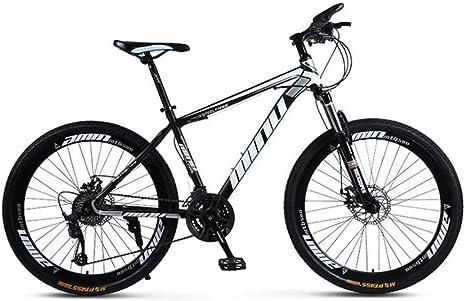 WJSW Bicicleta de montaña, Bicicleta de montaña de Doble ...