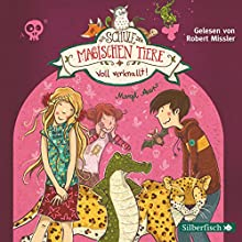 Voll verknallt (Die Schule der magischen Tiere 8) Hörbuch von Margit Auer Gesprochen von: Robert Missler