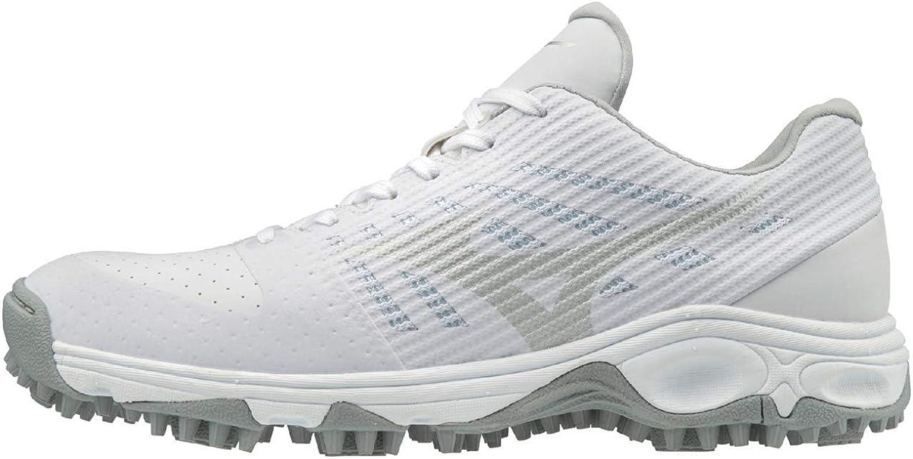 Low Turf Softball Shoe, White, 15