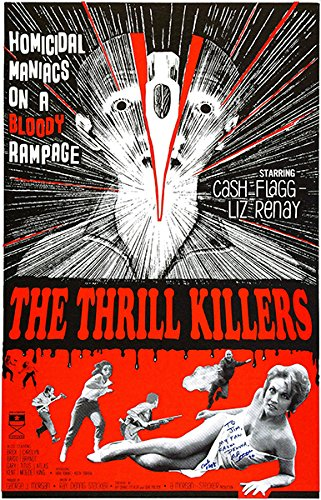 The Thrill Killers - 1964 - Movie Poster
