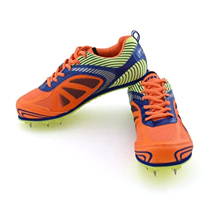 7339bc44942e Vector X Bolt Spike Running Shoes: Amazon.in: Sports, Fitness & Outdoors