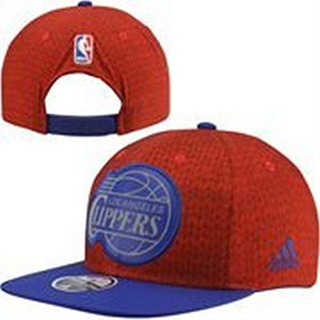 on sale c542c 356b8 Image Unavailable. Image not available for. Color  NBA Licensed Christmas  Day On-Court Impact Camo Snapback Hat (Los Angeles Clippers)