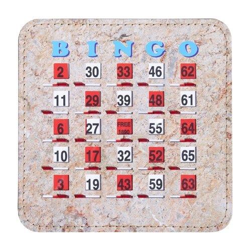 Bingo Cards 100 Senior Friendly Tabbed With Shutter Slides