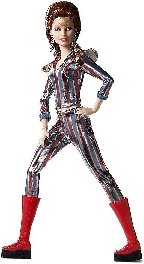 Amazon.es: Barbie - FX David Bowie Collector, Muñeca (Mattel FXD84): Juguetes y juegos