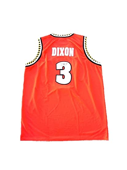 bb1876dbb7c Juan Dixon Autographed Jersey - Maryland Terrapins - JSA Certified -  Autographed NBA Jerseys at Amazon s Sports Collectibles Store