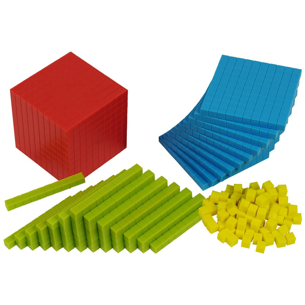 Bigjigs Toys Zahlen und Mengen Set (161 Teile) B0773NTKDH | Stabile Qualität