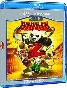 Kung Fu Panda 2 (Bd 3D) [Blu-ray]