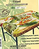 Best Cosco-dining-tables - Hawaiian Tropical fitted Tablecloth Review