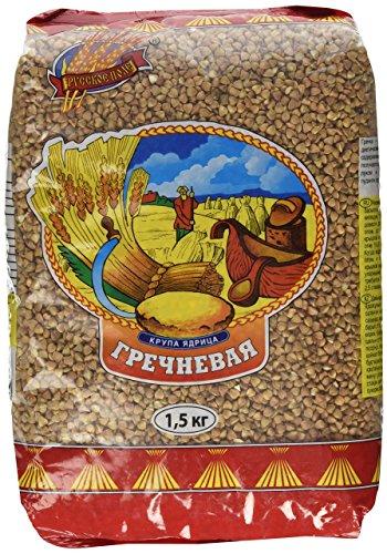 Russkoe Pole Buckwheat, 53 oz -