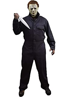 Amazon.com: Rubies Halloween Movie Adult Michael Myers ...