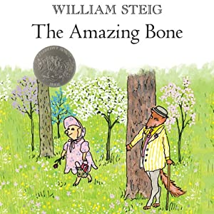 The Amazing Bone | Livre audio