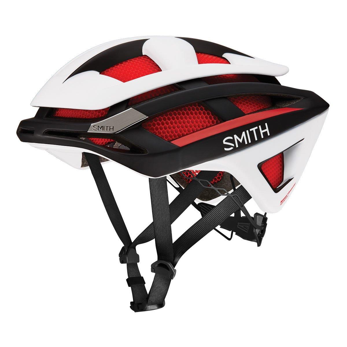 Smith Optics Overtake Helmet Medium Matte Red/White/Black