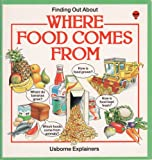 Where Food Comes From, J. Cook, 0746002807