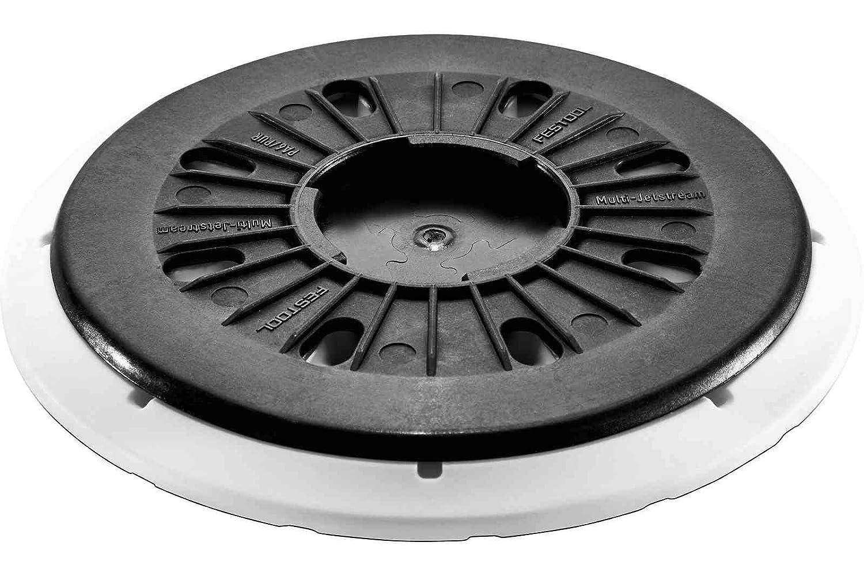 Festool 202461 FastFix Sanding Pad Dia ST-STF D150/MJ2-FX-W-HT, Steel Grey