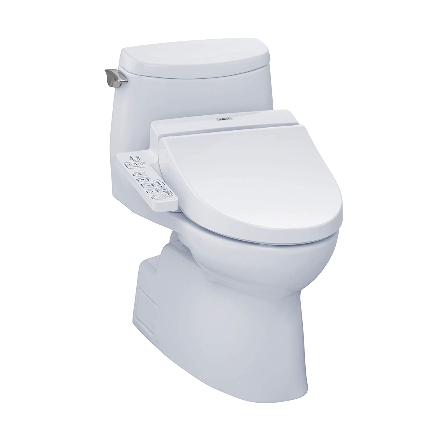 TOTO Carlyle II MW6142034CUFG#01 WASHLET+