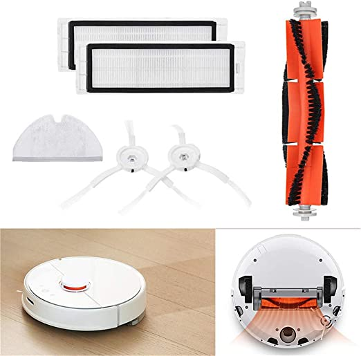 ZAsee Accessories for XIAOMI MI Robot Vacuum, Accessories for ...