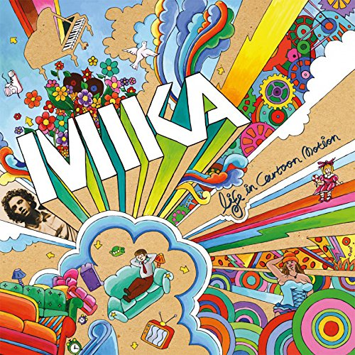 Vinilo : Mika - Life In Cartoon Motion (Holland - Import)
