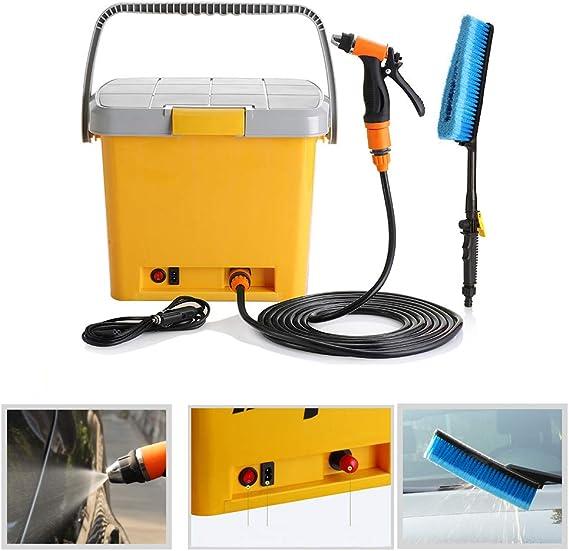 12V Pompa di acqua elettrica autoadescante ad alta pressione portatile autoadescante Kit di rondella elettrica ecologica Kit di rondella elettrica