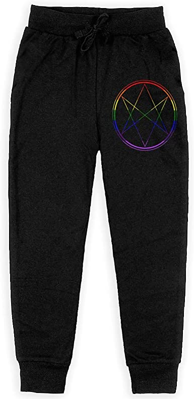 Girls Sweat Pant for Teen Girls WYZVK22 Stand for The Flag Soft//Cozy Sweatpants