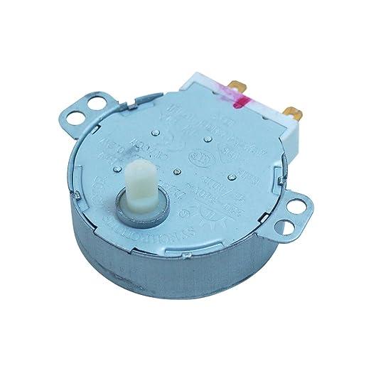 Motor de plato giratorio para microondas, 251200310001 ...