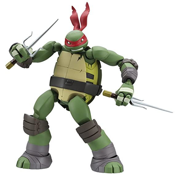 Revoltech Mutant Ninja turtles Raphael 125 mm ABS-&PVC PVC ...