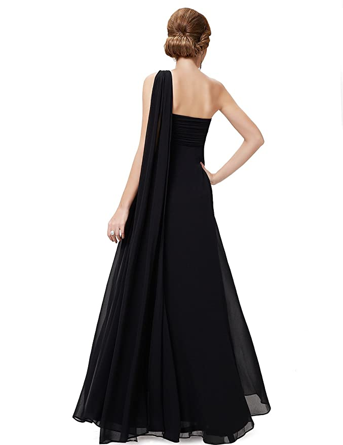 Amazon.com: Ever Pretty Womens One Shoulder Floor Length Evening Dress 09816: Clothing
