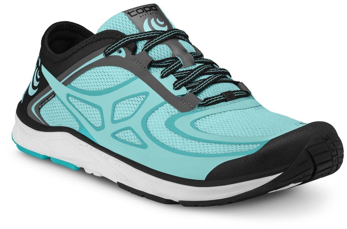 Topo Athletic ST-2 Running Shoe - Women's Aqua/Ice 8 by Topo Athletic
