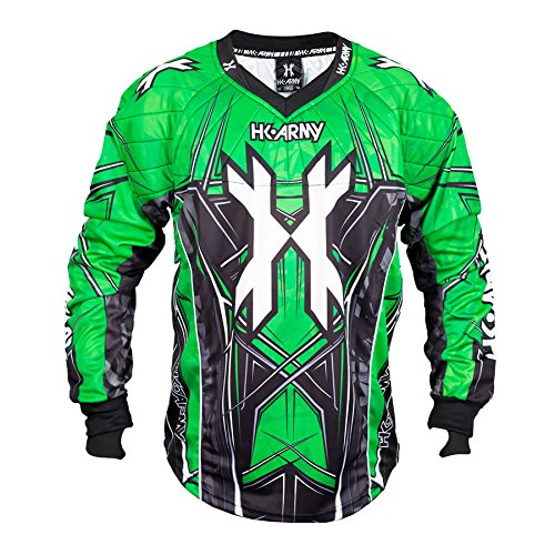 HK Army HSTL Line Jersey (Neon Green, 3X-Large) by HK Army