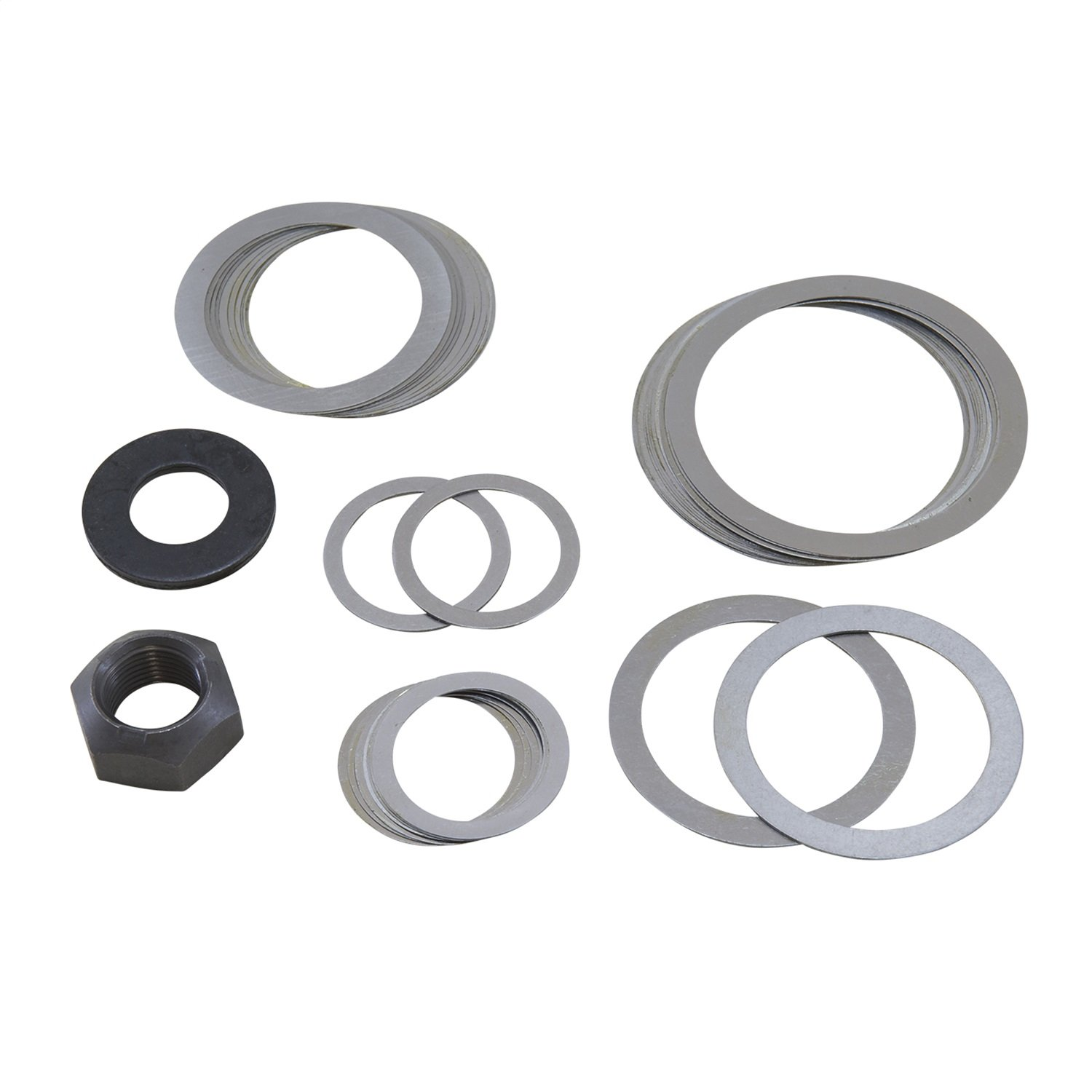 Yukon Gear & Axle (SK 706377) Replacement Complete Shim Kit for Dana 30 Front Differential