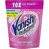 Vanish Quitamanchas Desinfectante Polvo Rosa 1.8 kg