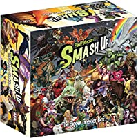 Alderac Entertainment ALD05515 Smash Up: The Bigger Geekier Boîte Multicolore