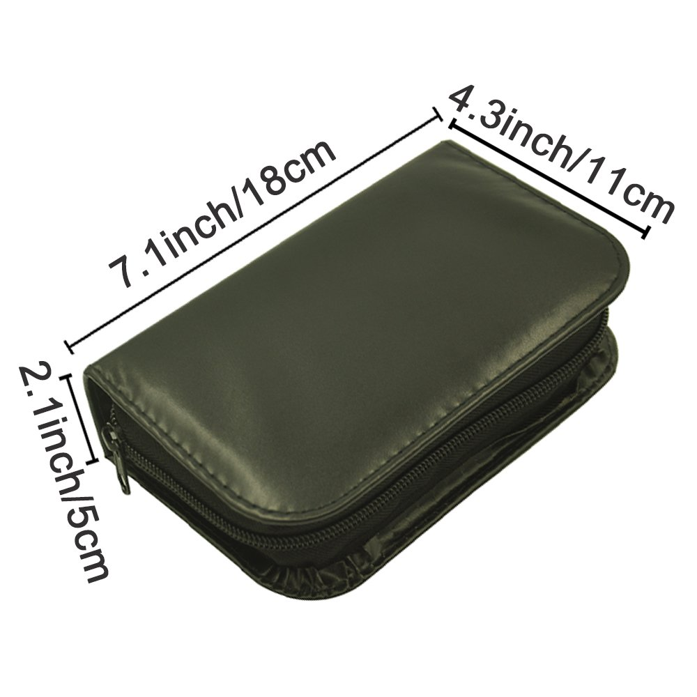 FineInno Travel Shoe Care Kit, Portable Shoes Polish Set Gift Kit (Option 1) by FineInno (Image #4)