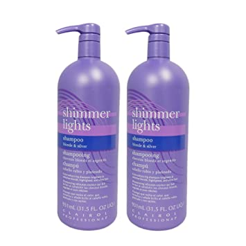 Clairol Shimmer Lights 31.5oz Shampoo (Blonde U0026 Silver) (2 Pack) Pictures Gallery