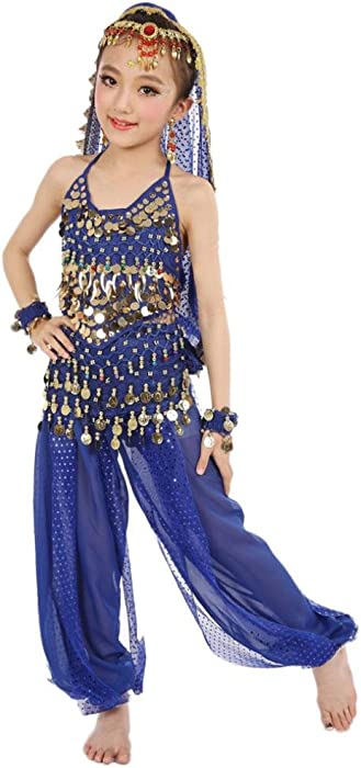 529fd0549d33 ... s belly dance costumes kids belly dancing indian performance ...