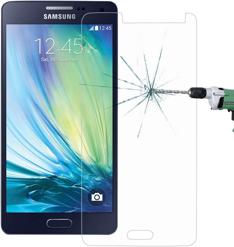 100 PCS for Galaxy A5 0.26mm 9H Surface Hardness 2.5D Explosion-Proof Tempered Glass Screen Film Clear YINZHI Screen Protector Film