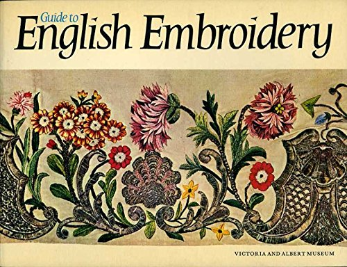 Victoria Sampler - Guide to English Embroidery