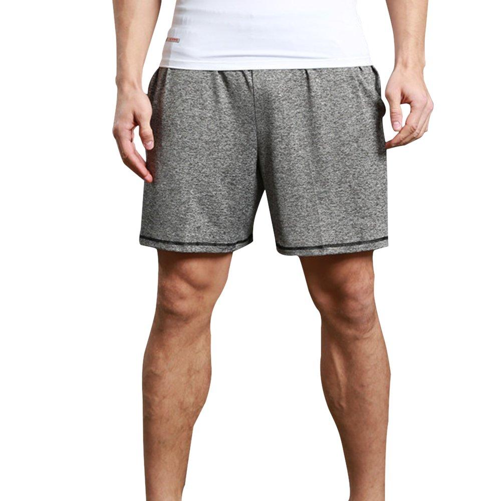 Oeak Short Homme Sport Confortable Respirant Elastique Taille Basse Transpiration