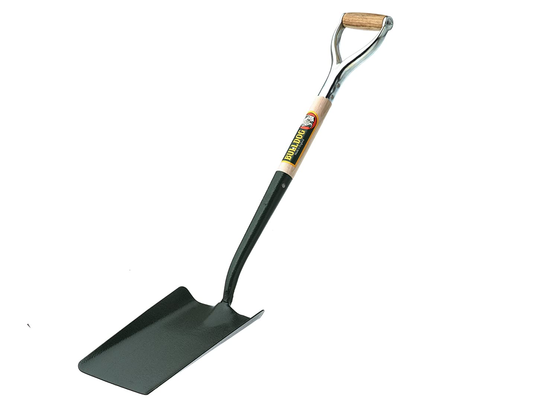 Bulldog BUL5SM2MYD Solid Socket Square Shovel Toolbank Gardening Digging Outdoor