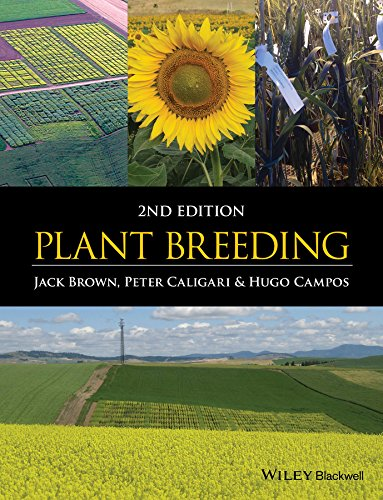 Plant Breeding por Jack Brown