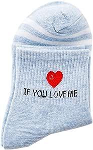 Hornet Park 2 Pares Simples de señora Sports Calcetines de algodón ...