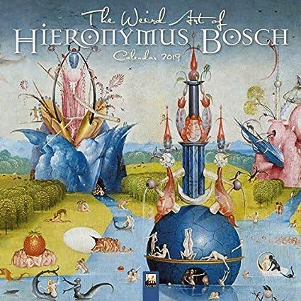 Calendario 2019 artista Hieronymus Bosch (ft) - pintor ...