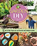 garden trellis plans Garden DIY: 25 Fun-to-Make Projects for an Attractive and Productive Garden