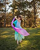 Sarahs Silks Enchanted Playsilk available in Rainbow Starry Night Blossom Fire Sea
