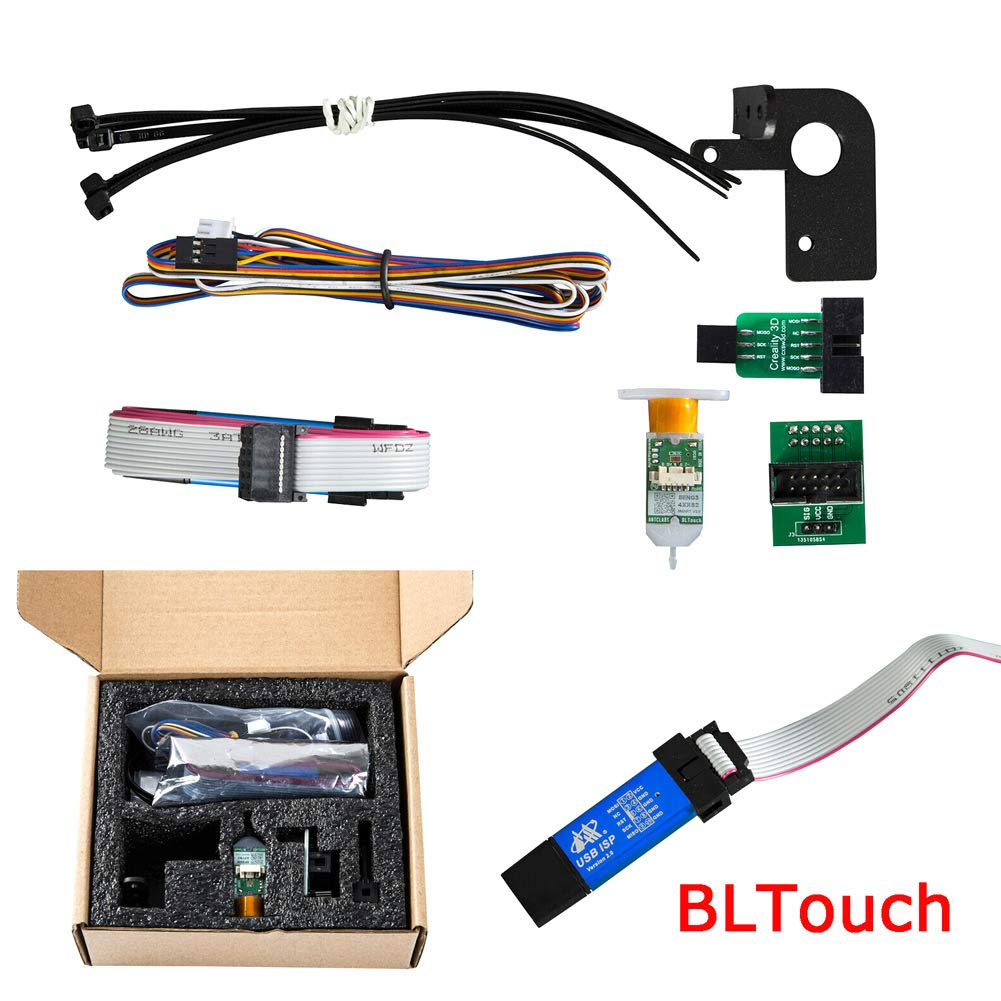 Usuny 3D Printer Part BLTouch Auto Press Bed Leveling Sensor Kit Accessories for CR-10 CR-10SPRO Ender-3