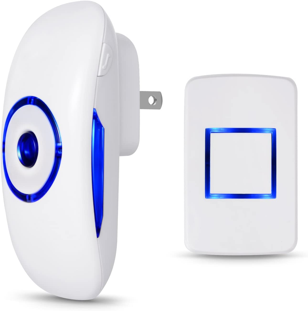 Adoric Life Wireless Doorbell Waterproof Door Bell Kit