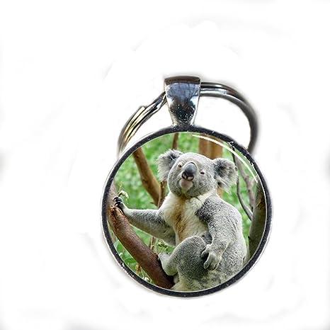 Llavero, diseño de koala, Gorgeous Llavero, Mimi llavero ...