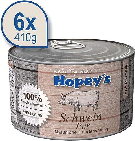 hopey s hipoalergénica Perros Forro: 100% Carne de cerdo y ...