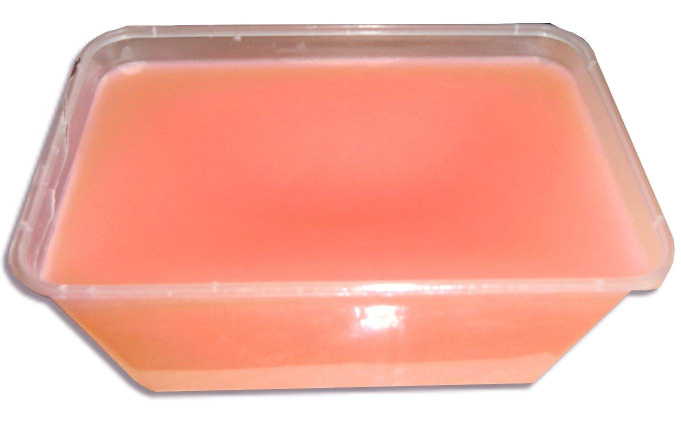 Look Concept - 1000 ml de paraffine - PECHE pour utilisation manucure, pédicure L.C.I