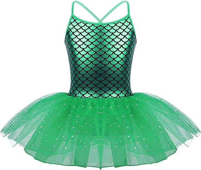 Amazon.com: iiniim - Vestido de baile para niñas con ...